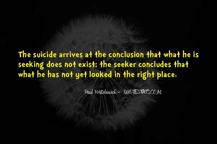 Watzlawick Quotes #1061251