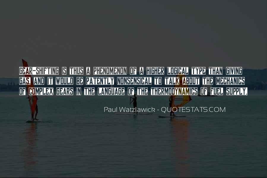 Watzlawick Quotes #1304220