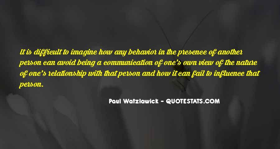 Watzlawick Quotes #1413015
