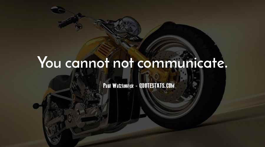 Watzlawick Quotes #1591350
