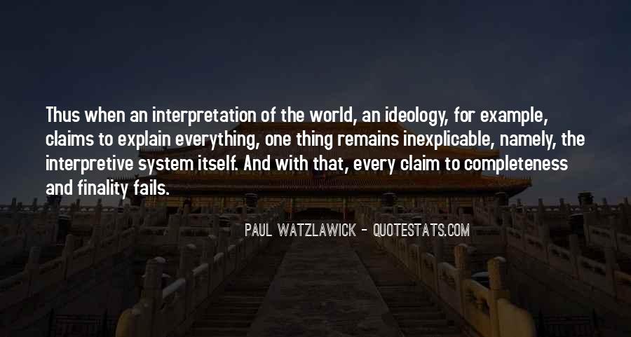 Watzlawick Quotes #191274