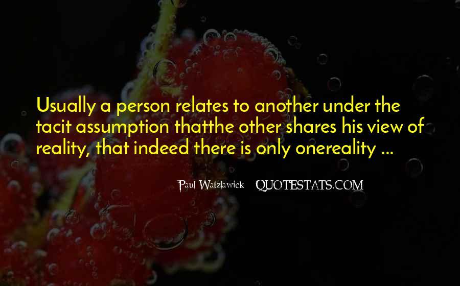 Watzlawick Quotes #305743