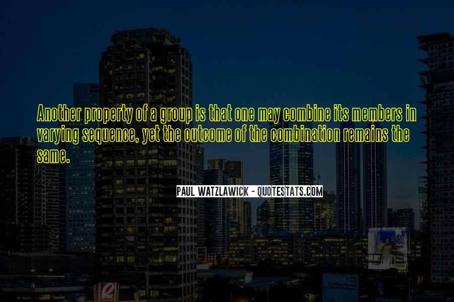 Watzlawick Quotes #468493