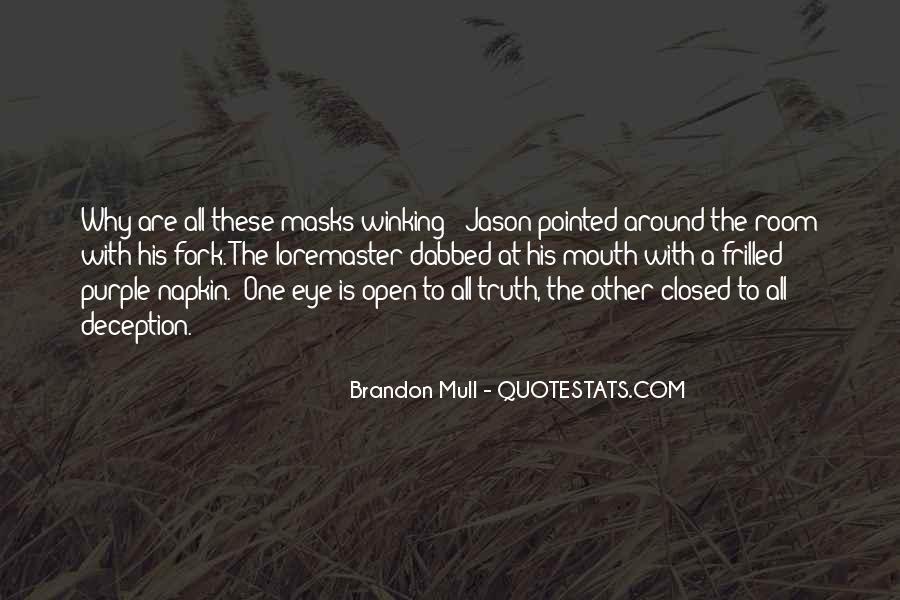 Weans Quotes #1769603