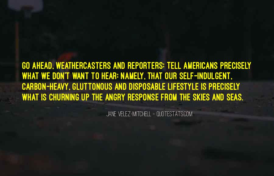 Weathercasters Quotes #821508