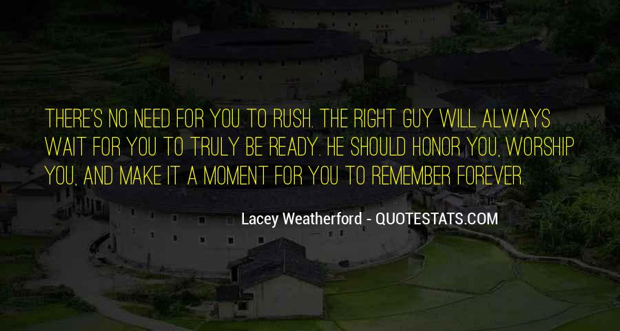 Weatherford Quotes #166990