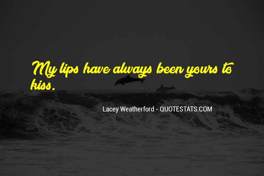 Weatherford Quotes #315450