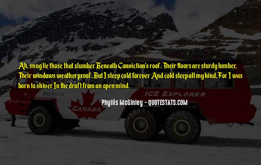 Weatherproof Quotes #1314782