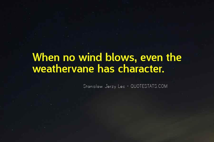 Weathervane Quotes #609542