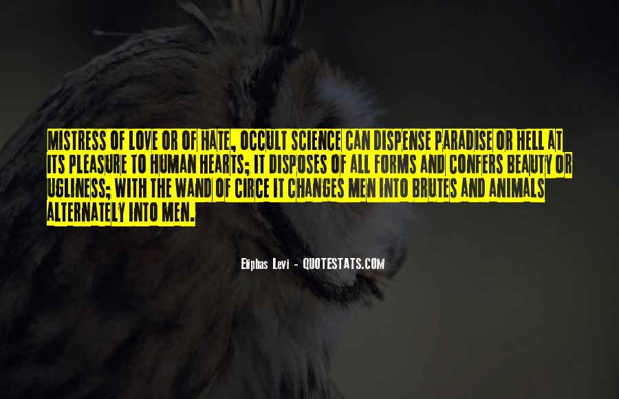 Quotes About Love And How It Changes #189933