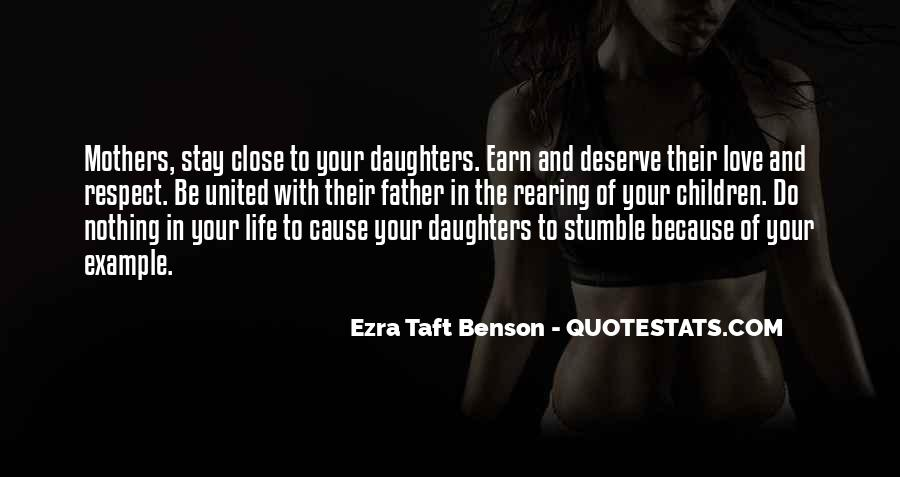 Quotes About Daughters And Mothers Love #1319740