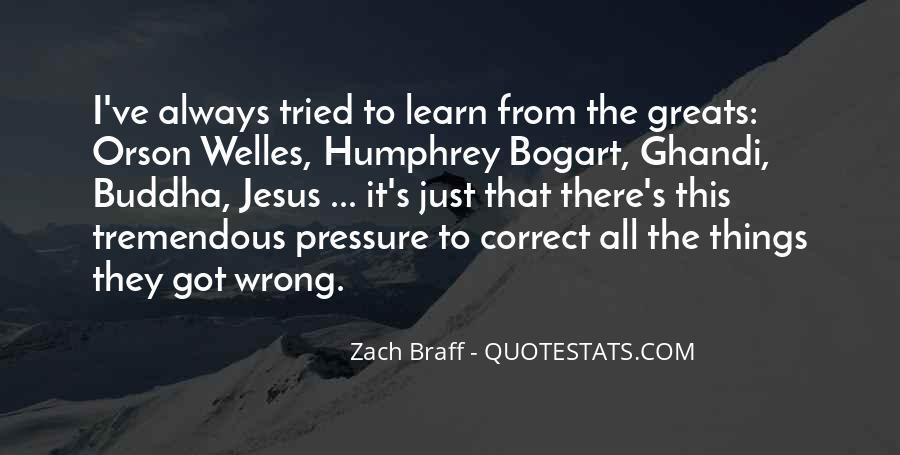 Welles's Quotes #1402765