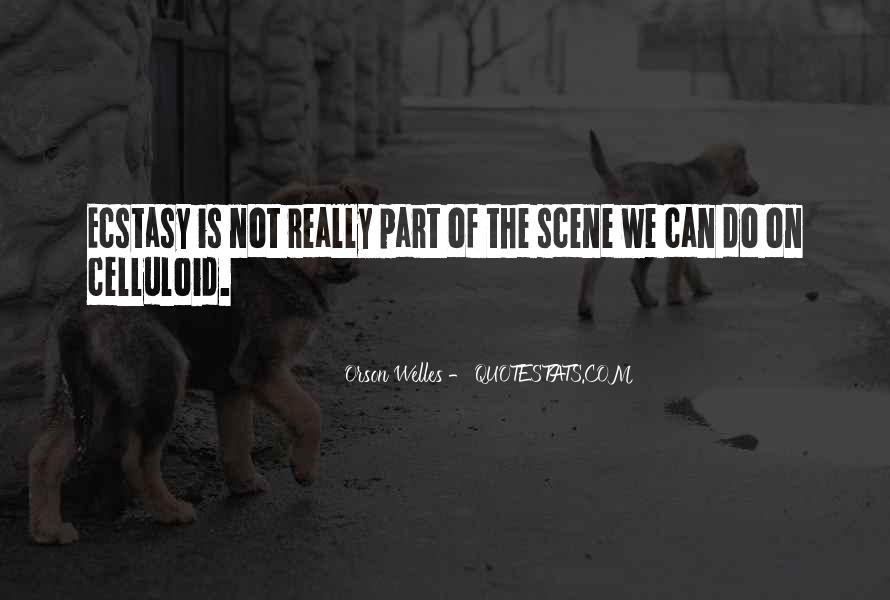Welles's Quotes #160311