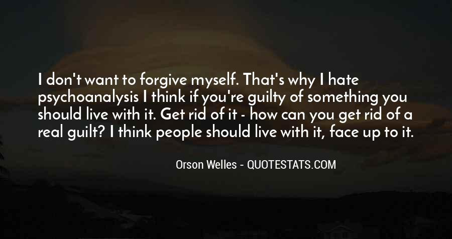 Welles's Quotes #216363