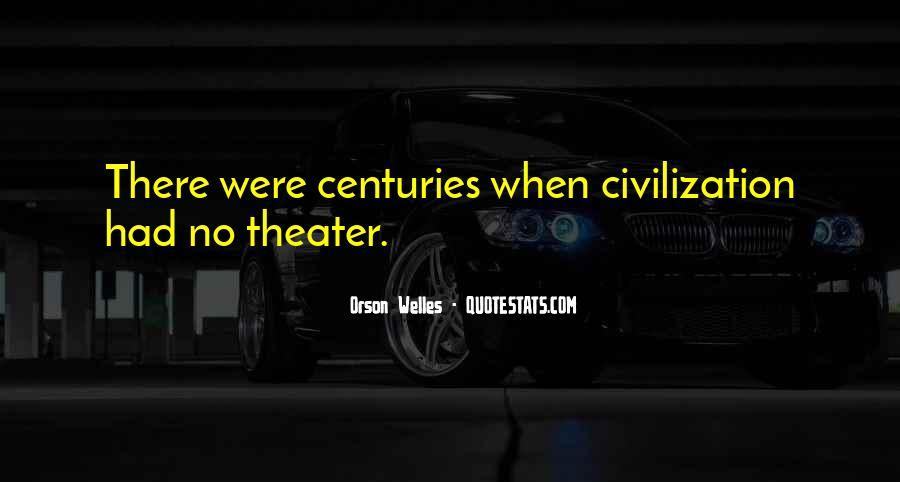 Welles's Quotes #264934