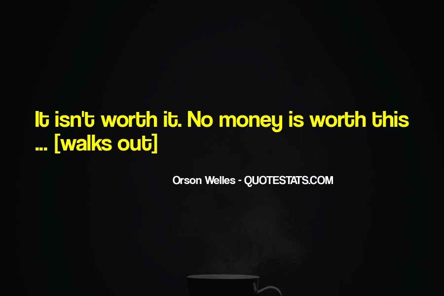 Welles's Quotes #280914