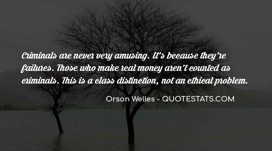 Welles's Quotes #288063