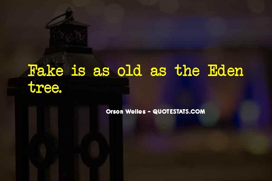 Welles's Quotes #317830