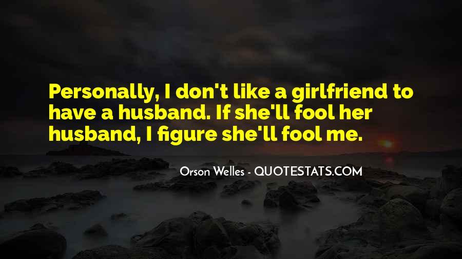 Welles's Quotes #343682