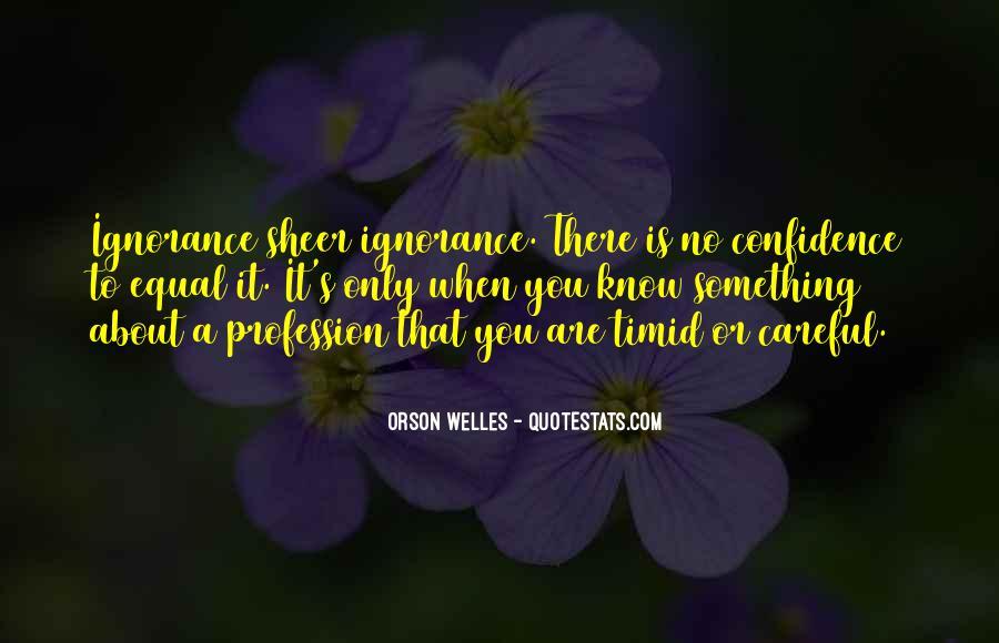 Welles's Quotes #394786
