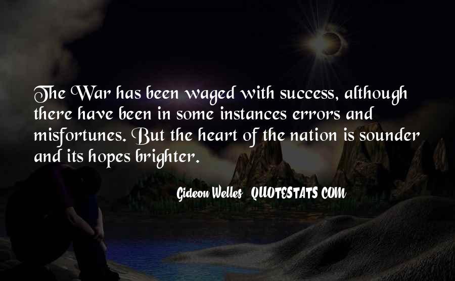 Welles's Quotes #443841