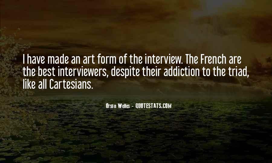 Welles's Quotes #493623