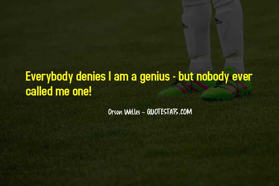 Welles's Quotes #595132