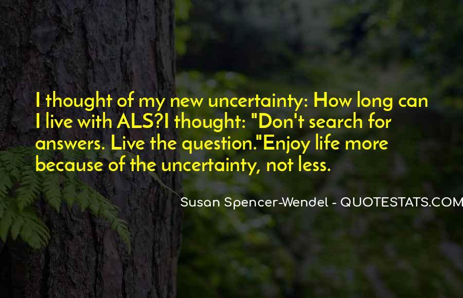Wendel Quotes #1352367