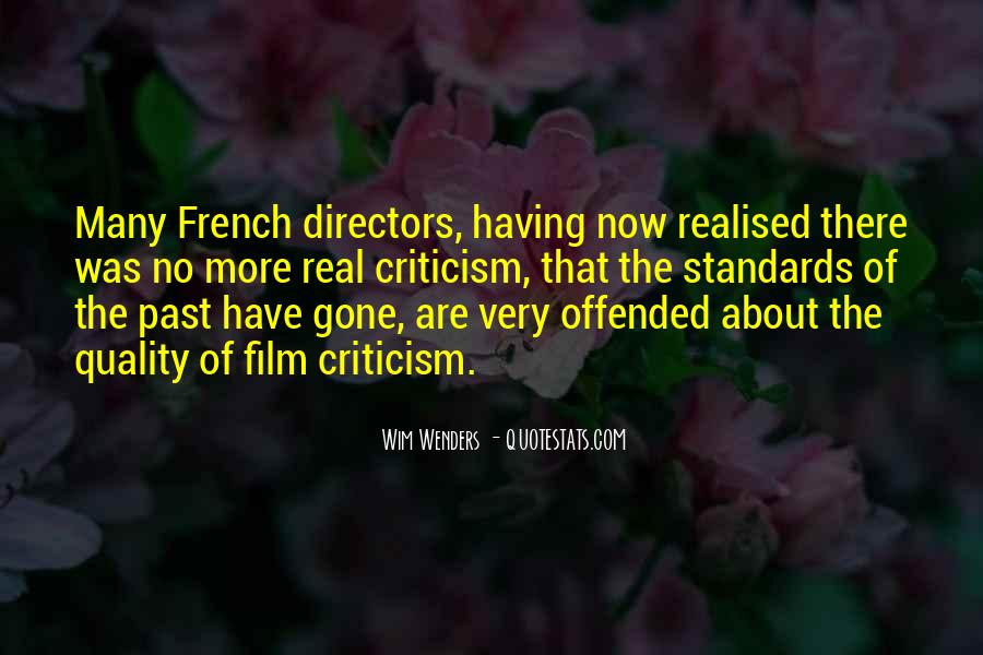 Top 59 Wenders Quotes Famous Quotes Sayings About Wenders