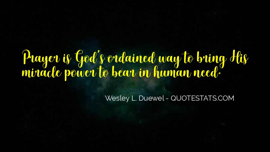 Wesley's Quotes #318579