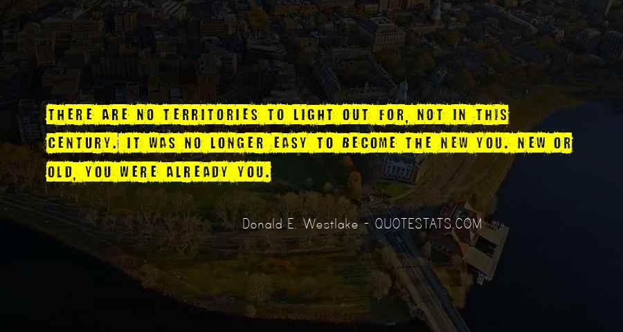 Westlake Quotes #1017297