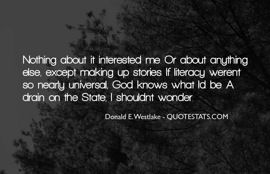 Westlake Quotes #1106006