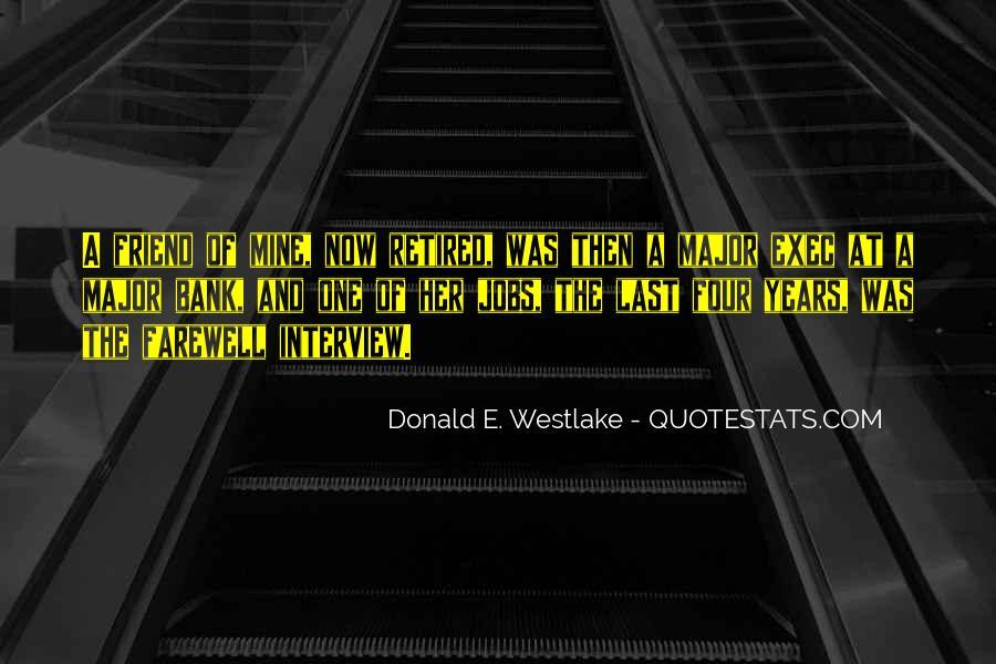 Westlake Quotes #1188293