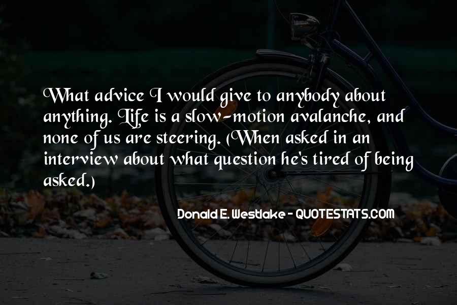 Westlake Quotes #1330960
