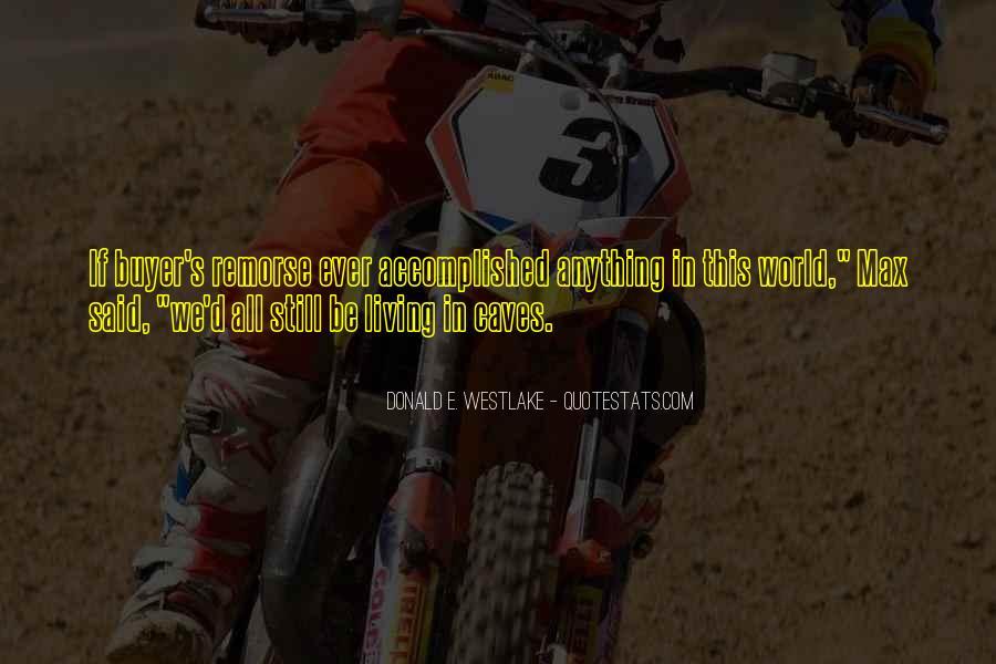 Westlake Quotes #1556559