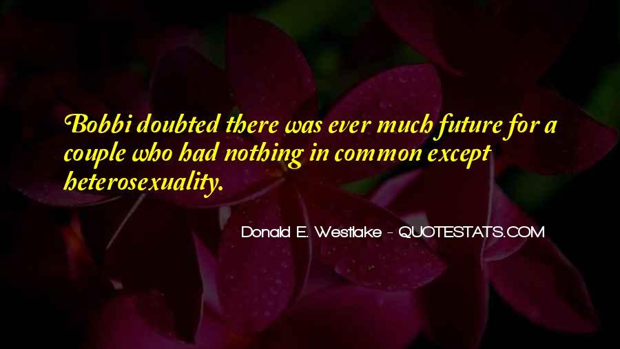 Westlake Quotes #1592343