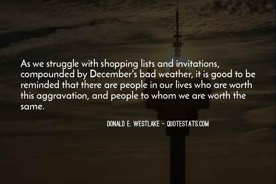 Westlake Quotes #1604368