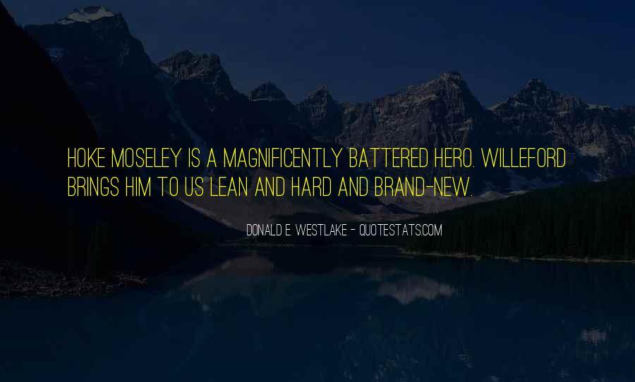 Westlake Quotes #1658141