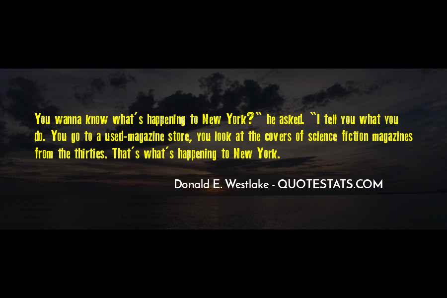 Westlake Quotes #1728455