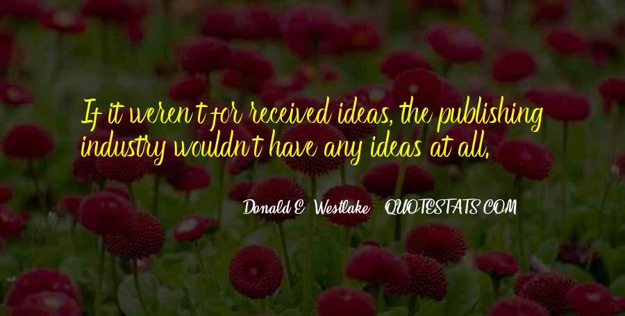 Westlake Quotes #1737797
