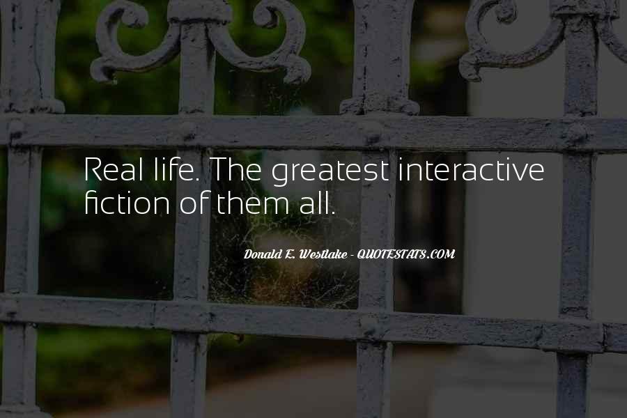 Westlake Quotes #1813394
