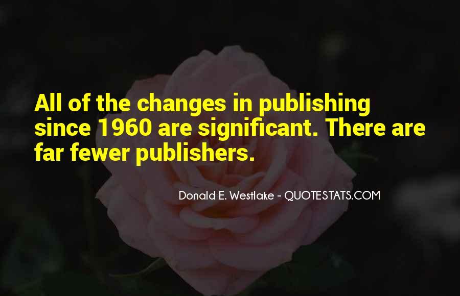 Westlake Quotes #1838985