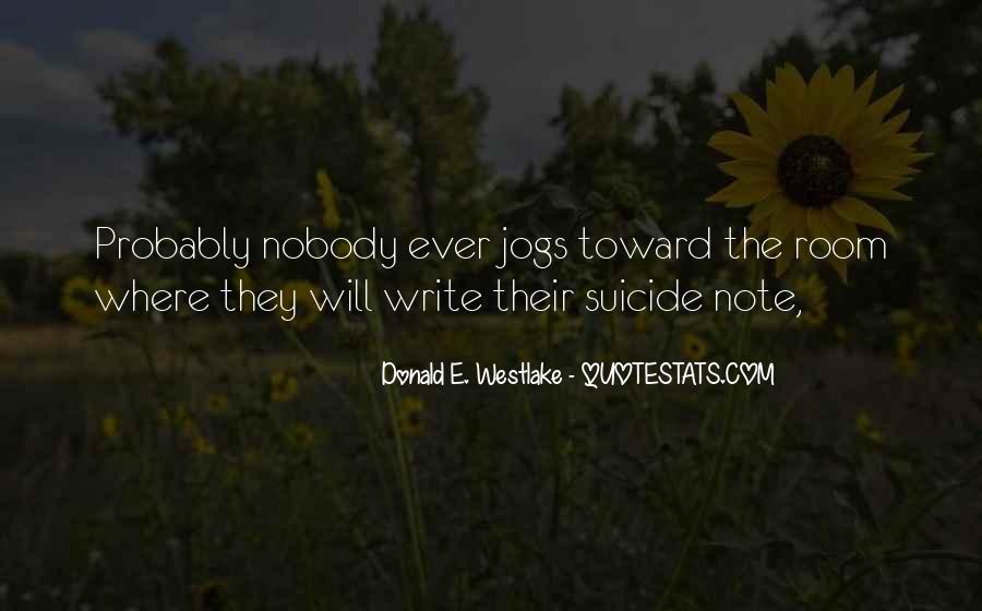 Westlake Quotes #459602