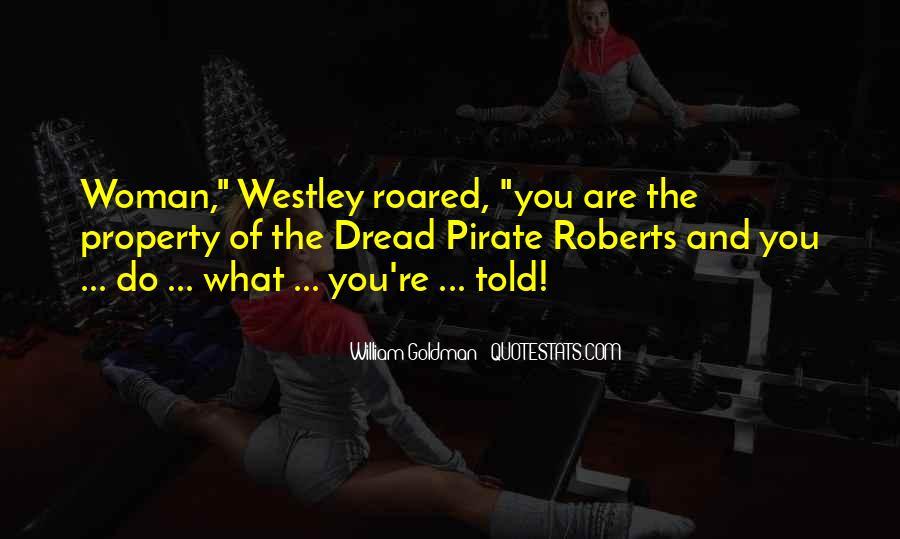 Westley's Quotes #1055332