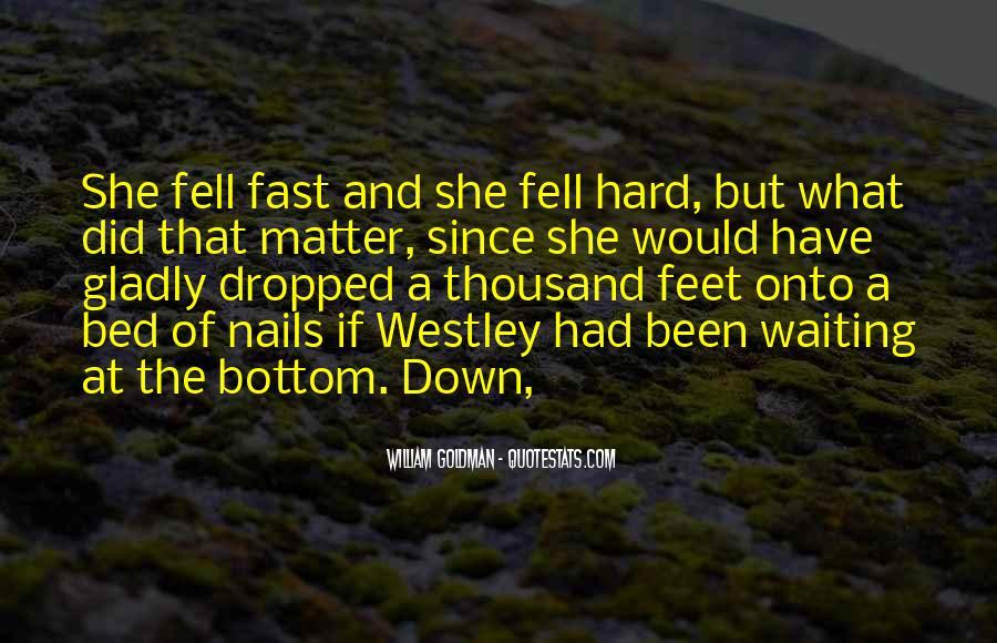 Westley's Quotes #118654