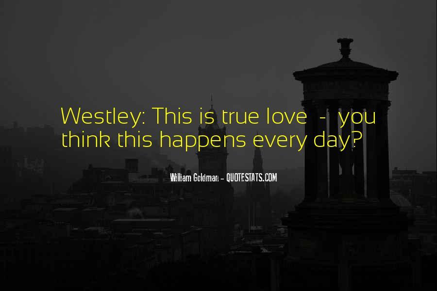 Westley's Quotes #1415178