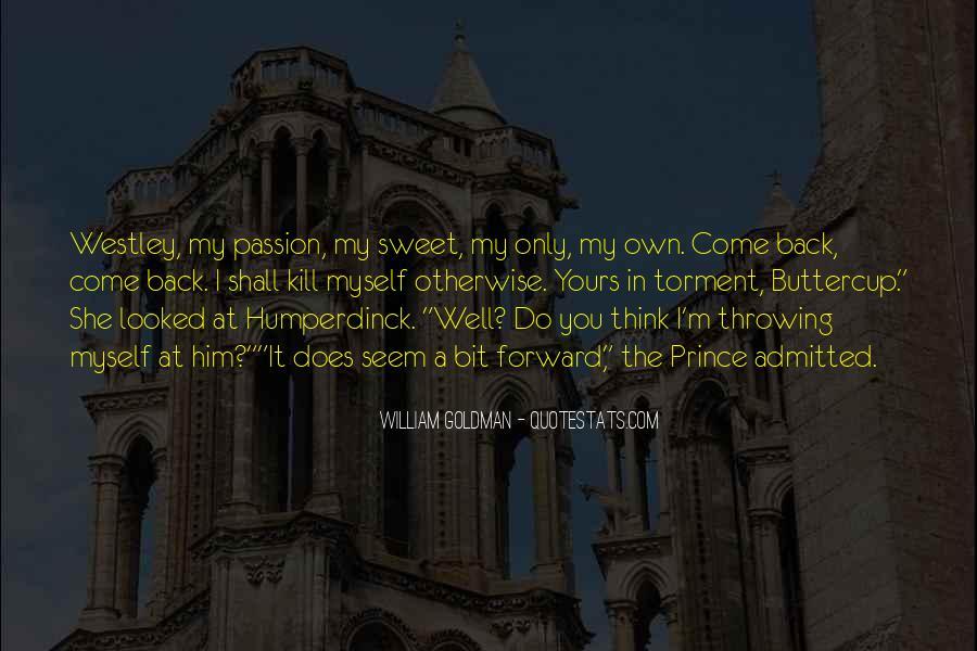 Westley's Quotes #1464562