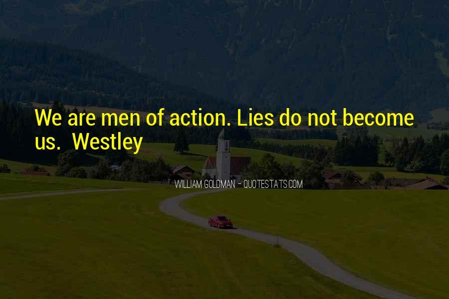 Westley's Quotes #37898
