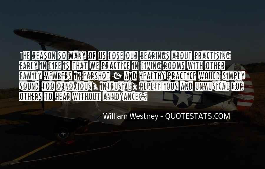 Westney Quotes #1102212