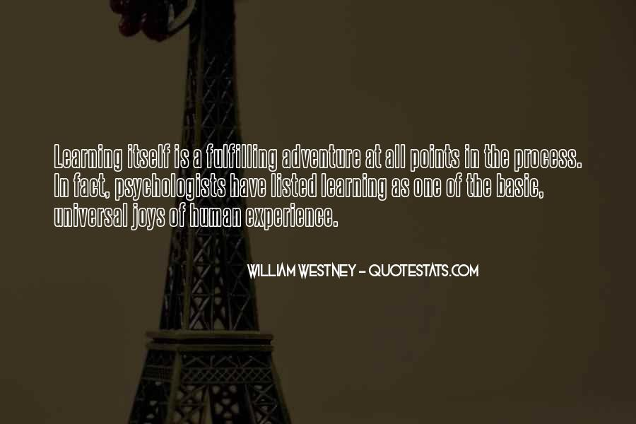 Westney Quotes #716970